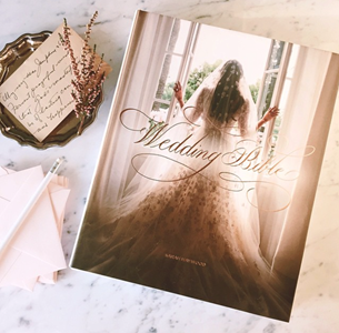 wedding bible book by Sarah Haywood
