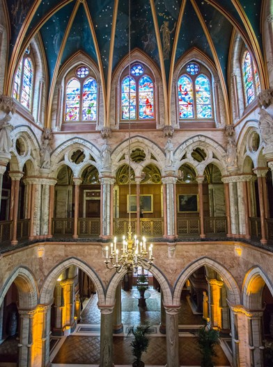 Cathedral wedding venues