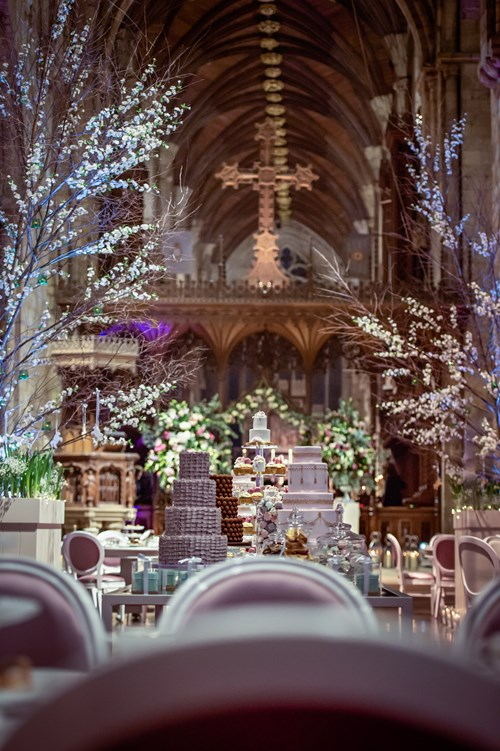 Luxury-Wedding-UK-Selby-Abbey-Afternoon-Tea-Cakes-Cupcakes-Pudding-Station-SarahHaywood.com-©CarlaTenEyck