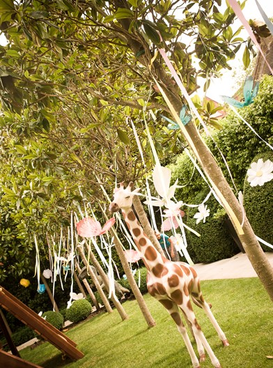 exclusive childrens party planners