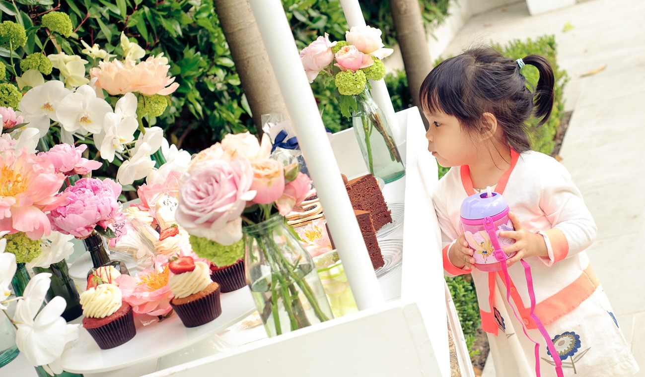 exclusive kids party planner