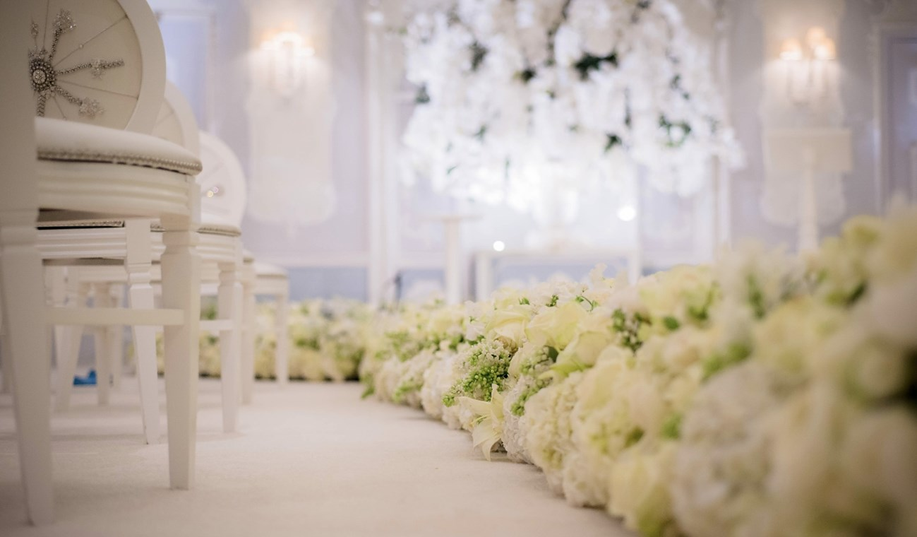 luxury weddings in london