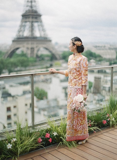 fantasy weddings in paris