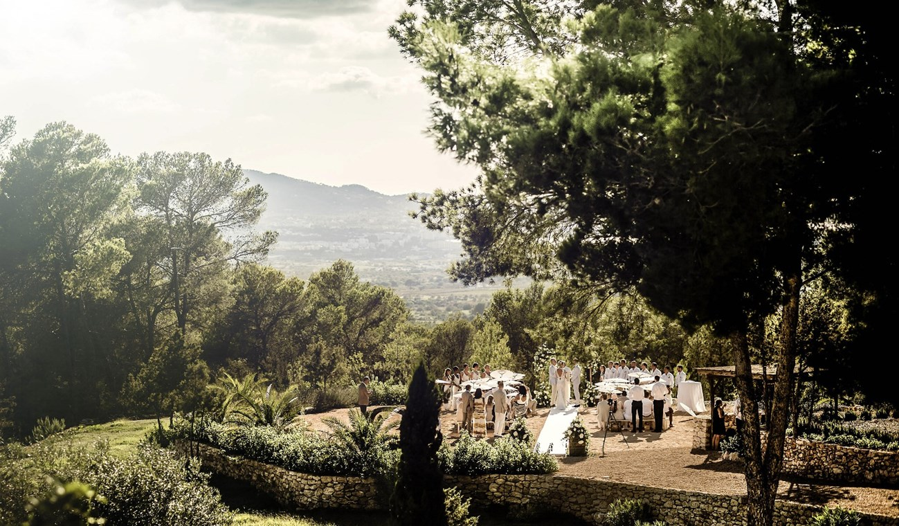 Luxury Weddings in Ibiza