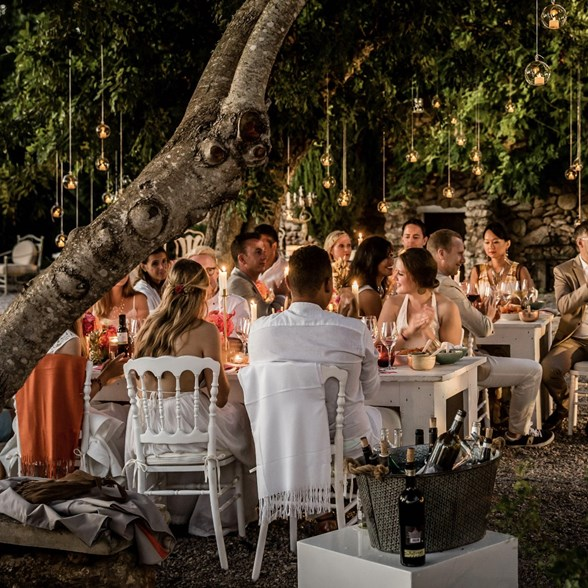luxury party planner spain