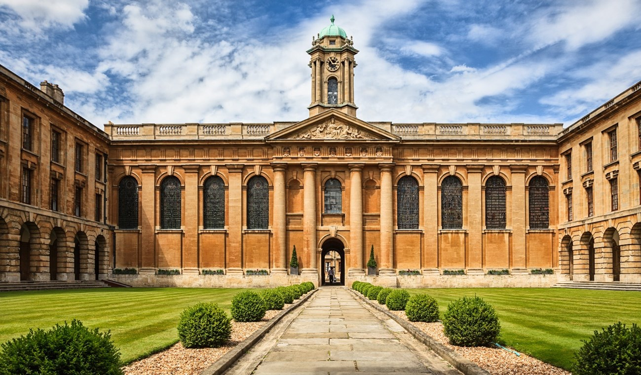 luxury weddings in oxford