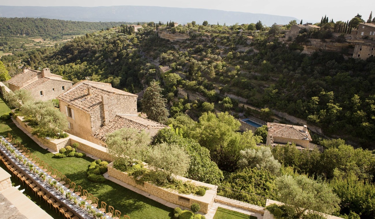 luxury weddings in provence