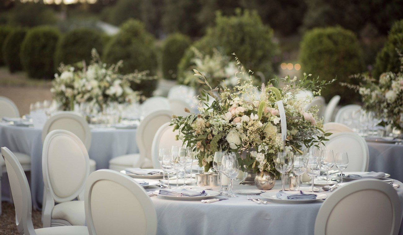 luxury wedding in provence france