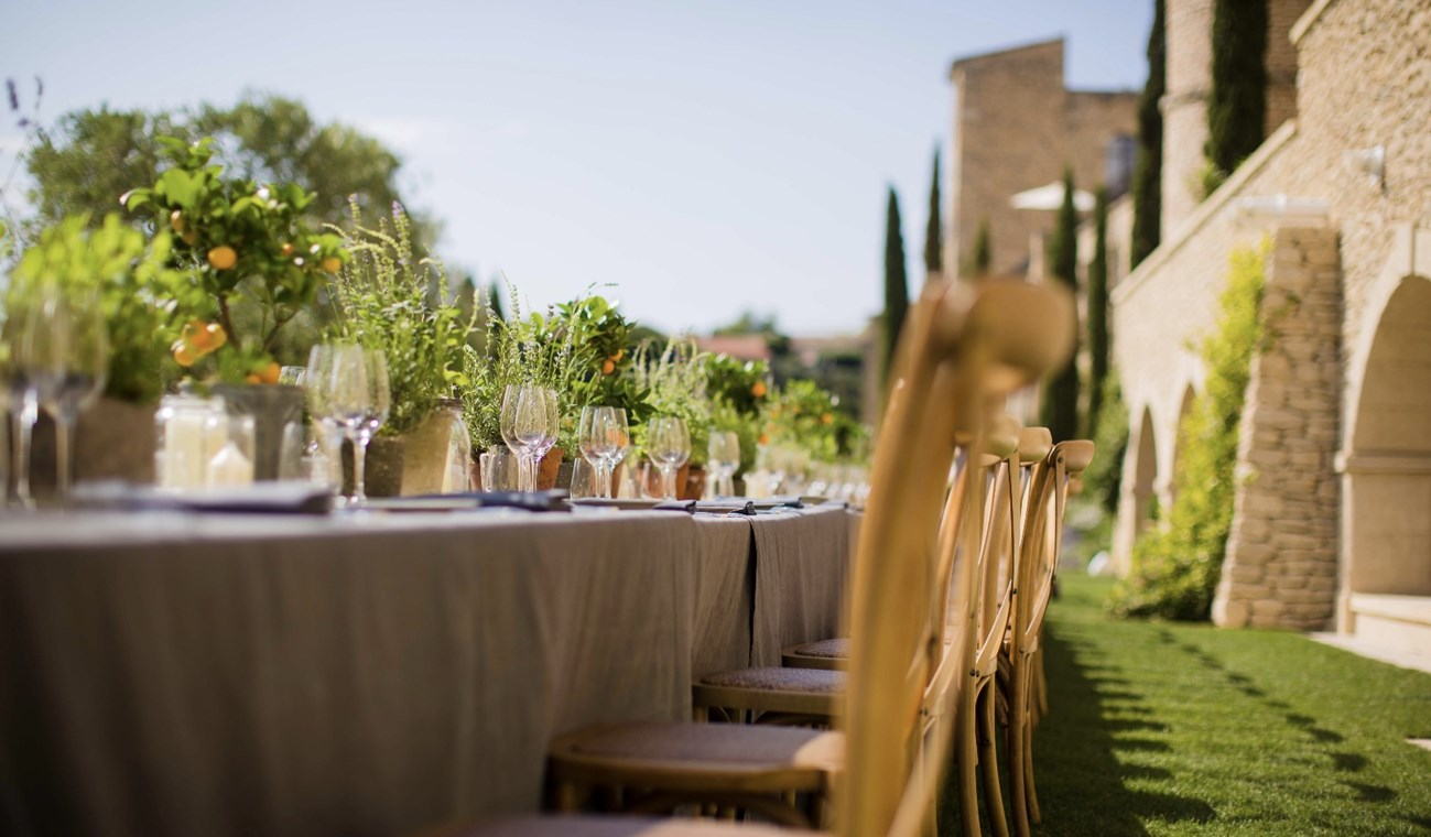 luxury wedding planner provence