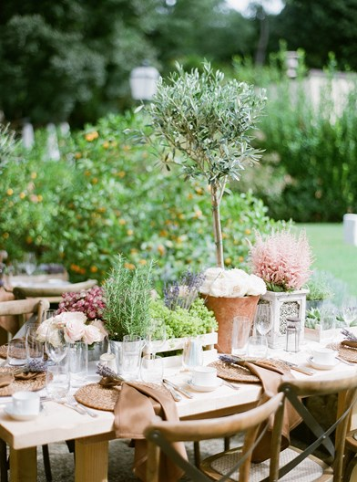 fairytale wedding provence