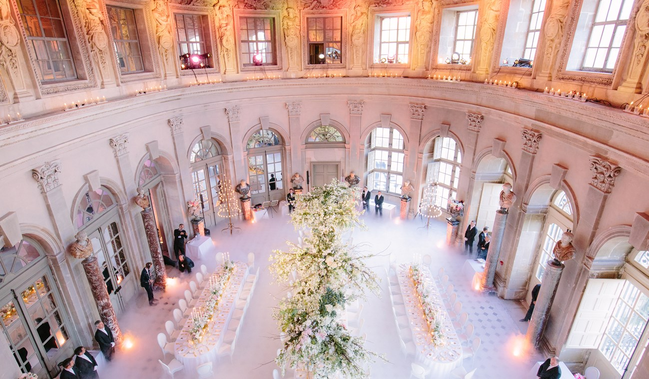 luxury wedding planner paris