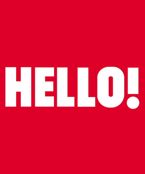Hello! Magazine Sarah Haywood